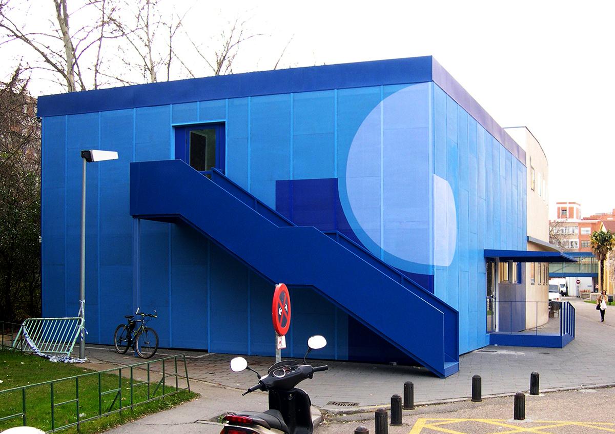 Construcci n modular industrializada desmontable para - Estudio arquitectura valladolid ...
